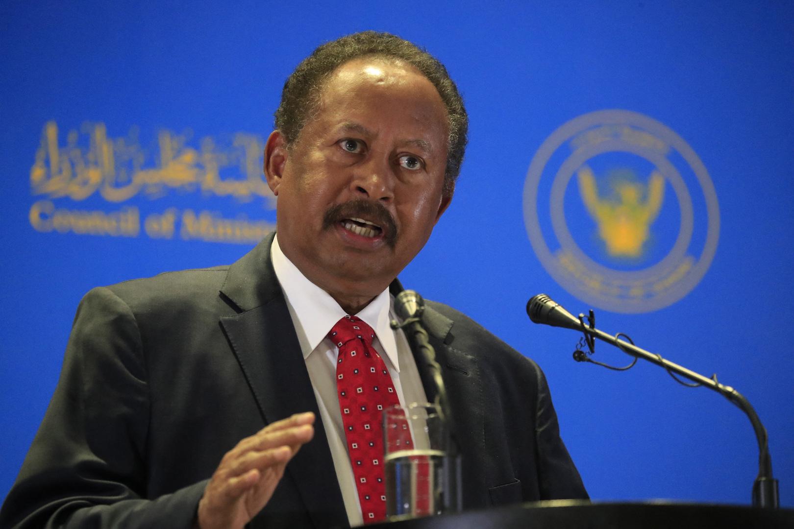رئيس وزراء السودان يدعو نظيريه المصري والإثيوبي لاجتماع مغلق حول سد النهضة