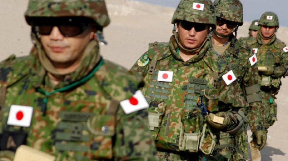 القوات اليابانية