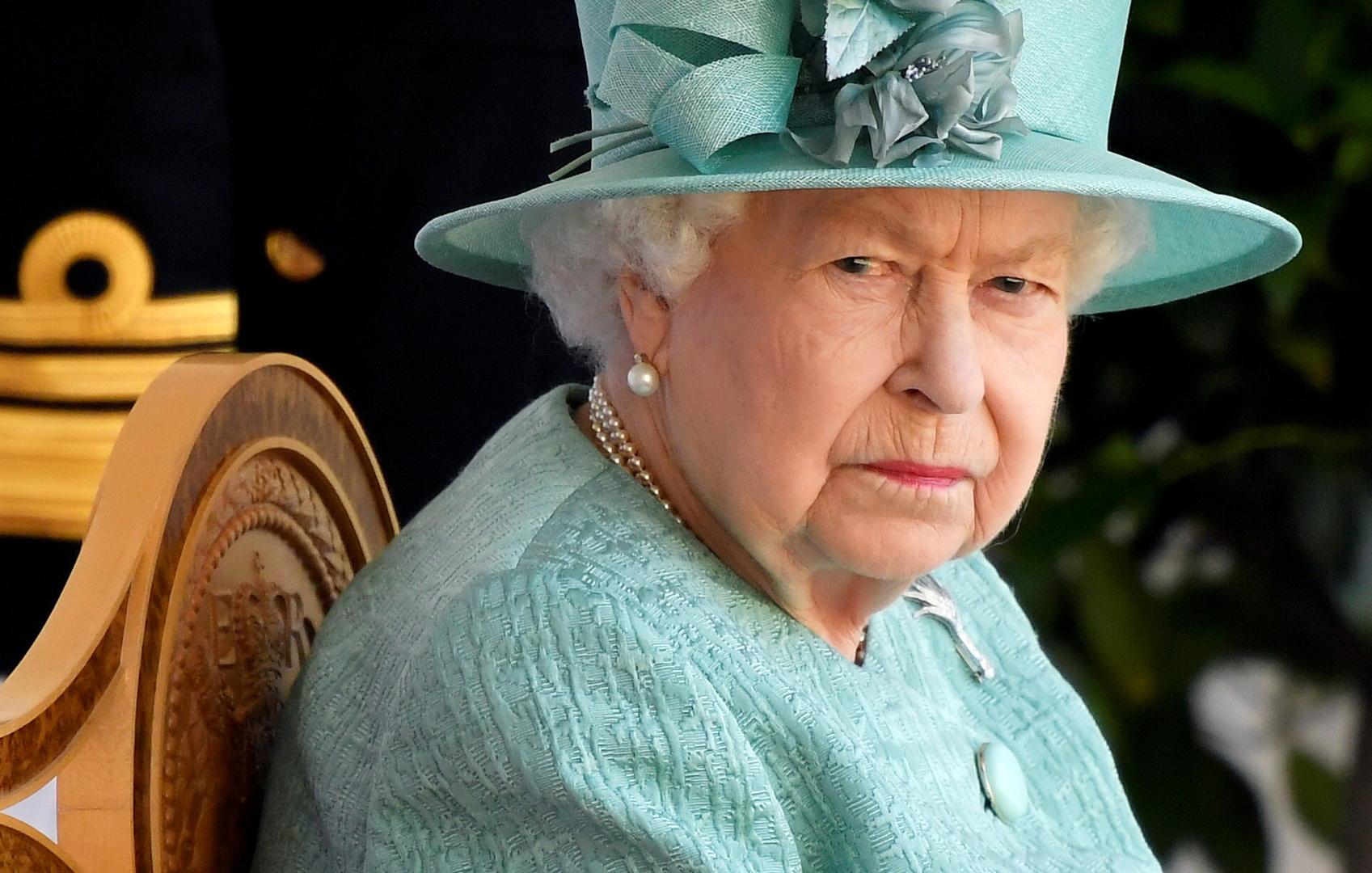 الملكة البريطانية إليزابيت