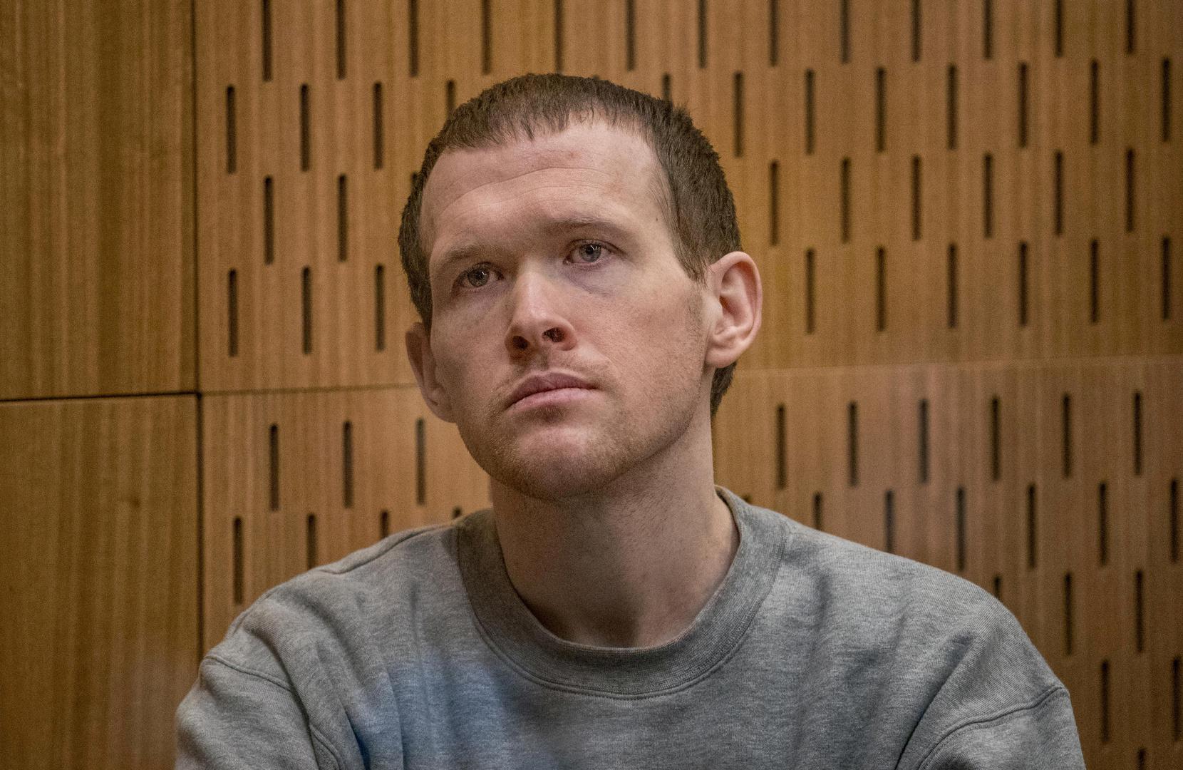برنتون تارانت، المسلح الذي أطلق النار وقتل المصلين في هجمات مسجد كرايست تشيرش، نيوزلندا
