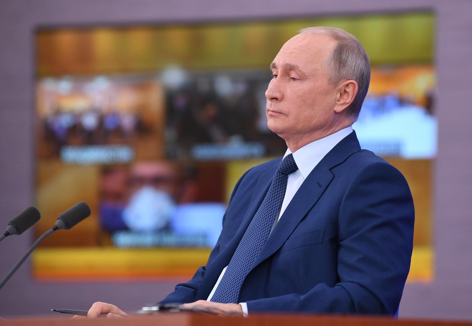 بوتين يتلقى الجرعة الثانية من لقاح كورونا