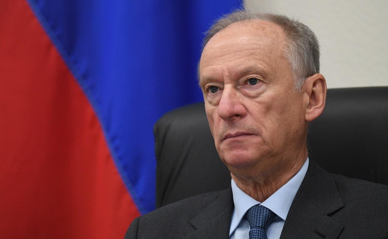 سكرتير مجلس الأمن الروسي نيقولاي باتروشيف