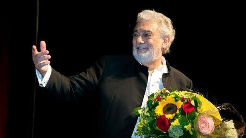 لأول مرة.. بلاسيدو دومينغو يشارك في أوبرا ينتجها مسرح