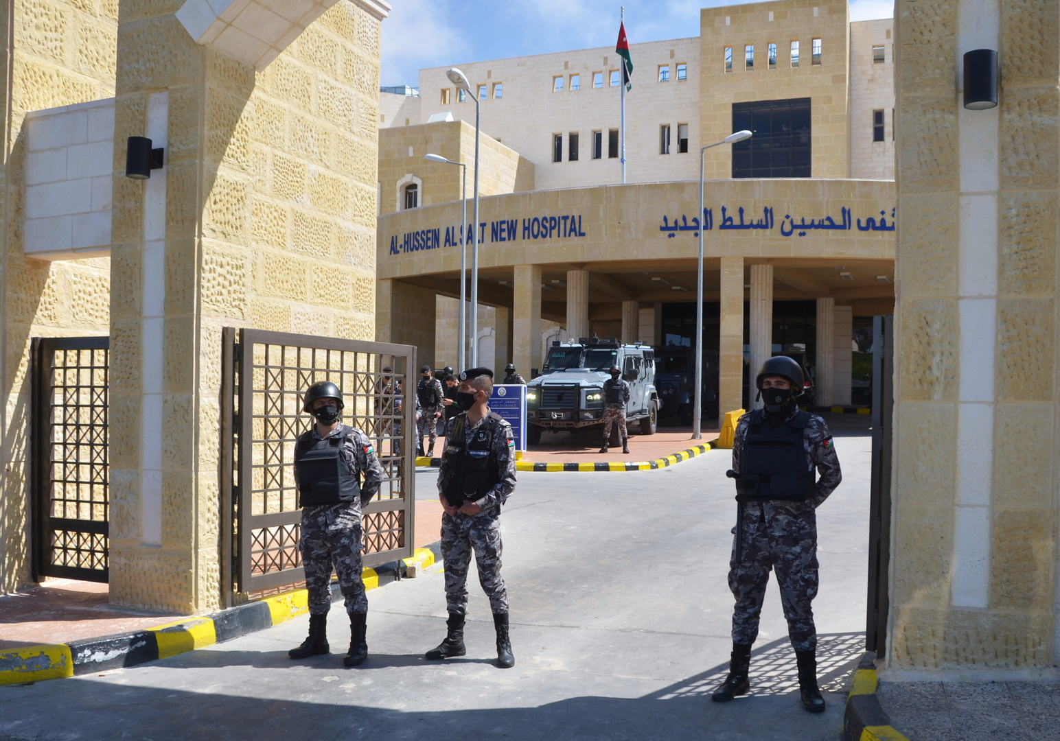 المحكمة ترفض طلب الإفراج عن متهمين بقضية مستشفى السلط في الأردن