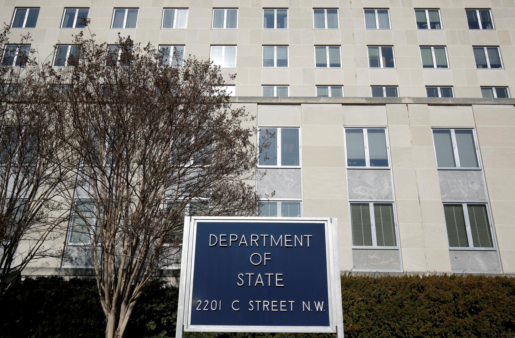 واشنطن: حكومة سوريا لا تزال تحوز ترسانة كيميائية وعلينا أن نكون مستعدين لملاحقتها