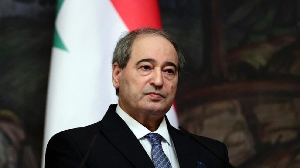 وزير الخارجية السوري فيصل المقداد
