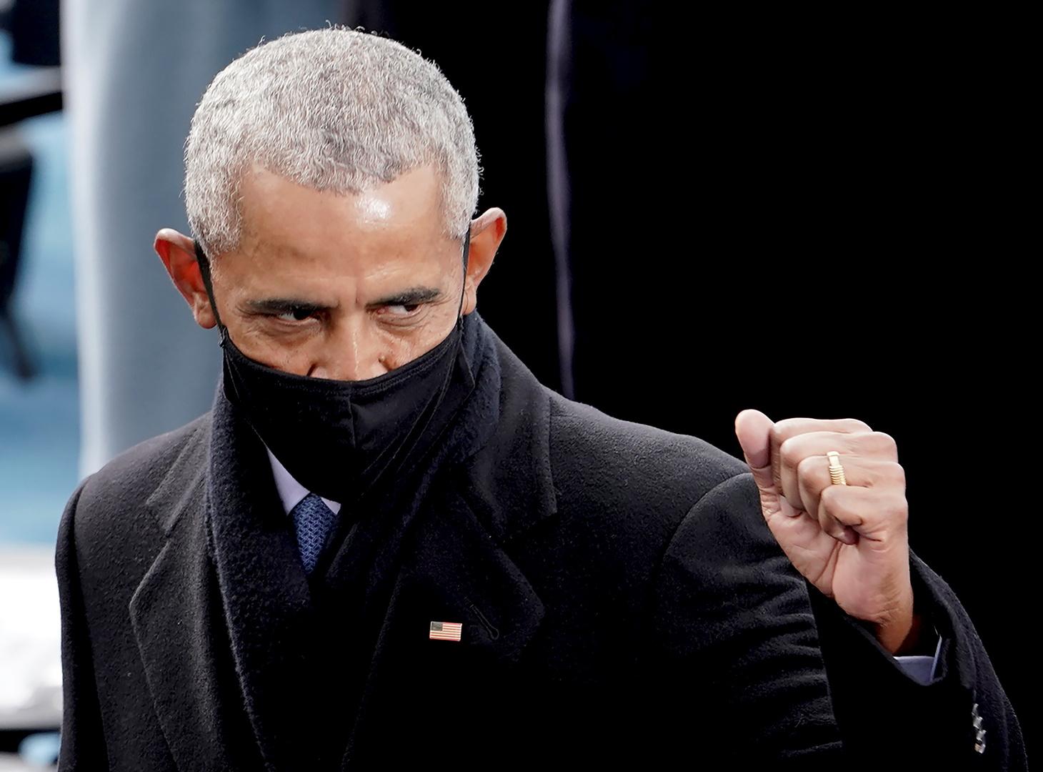 أوباما يشيد بقرار بايدن سحب القوات الأمريكية من أفغانستان