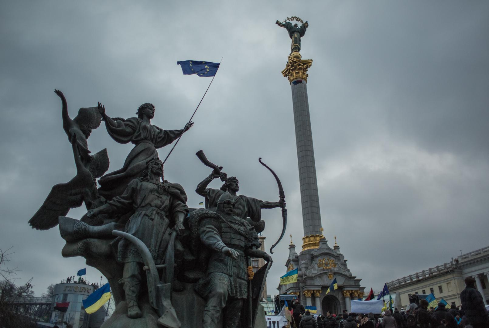 فرنسا ترفض احتمال انضمام أوكرانيا إلى الاتحاد الأوروبي