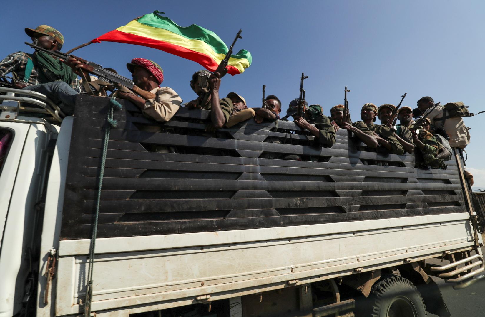 العفو الدولية تتهم جنود إريتريا بمواصلة قتل مدنيين في تيغراي
