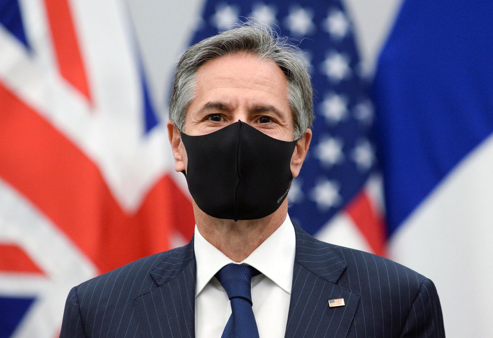 وزير الخارجية الأمريكي يصل إلى كابل في زيارة غير معلنة