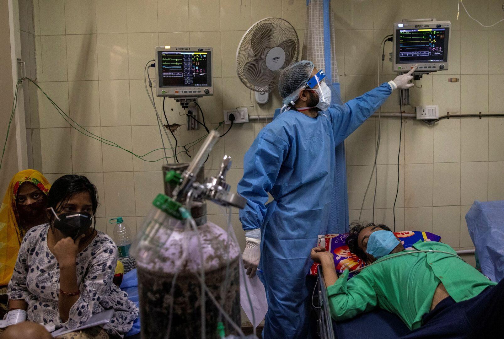 الهند.. دلهي تفرض قيودا جديدة وسط ارتفاع حالات الإصابة بكورونا
