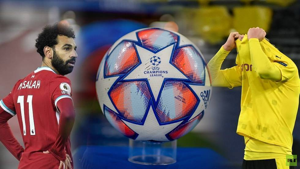 ترتيب أفضل هدافي دوري أبطال أوروبا بعد خروج