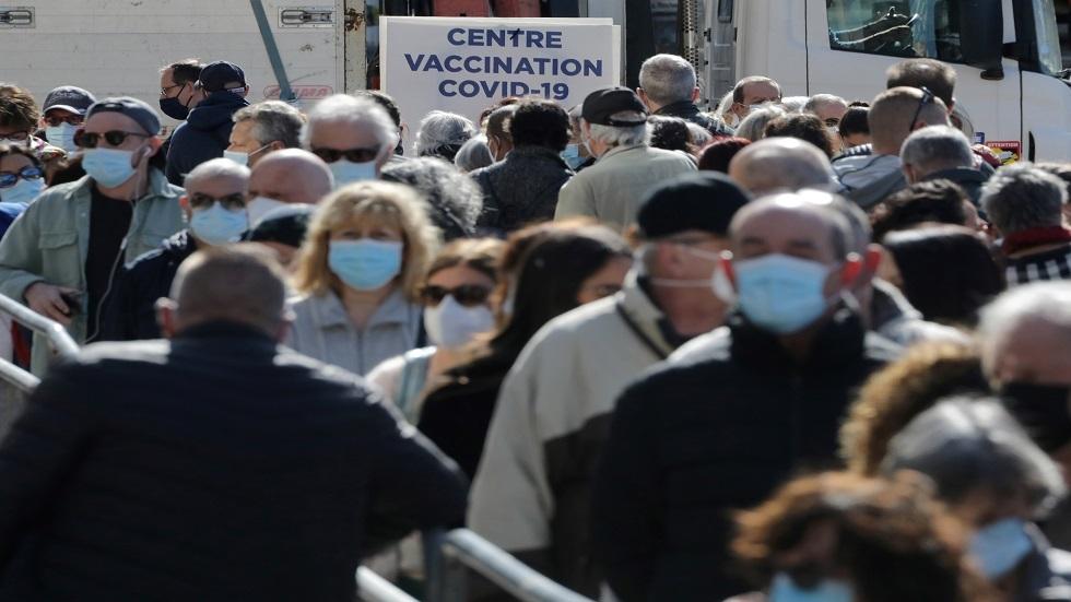 حصيلة وفيات كورونا في فرنسا تتجاوز الـ100 ألف حالة