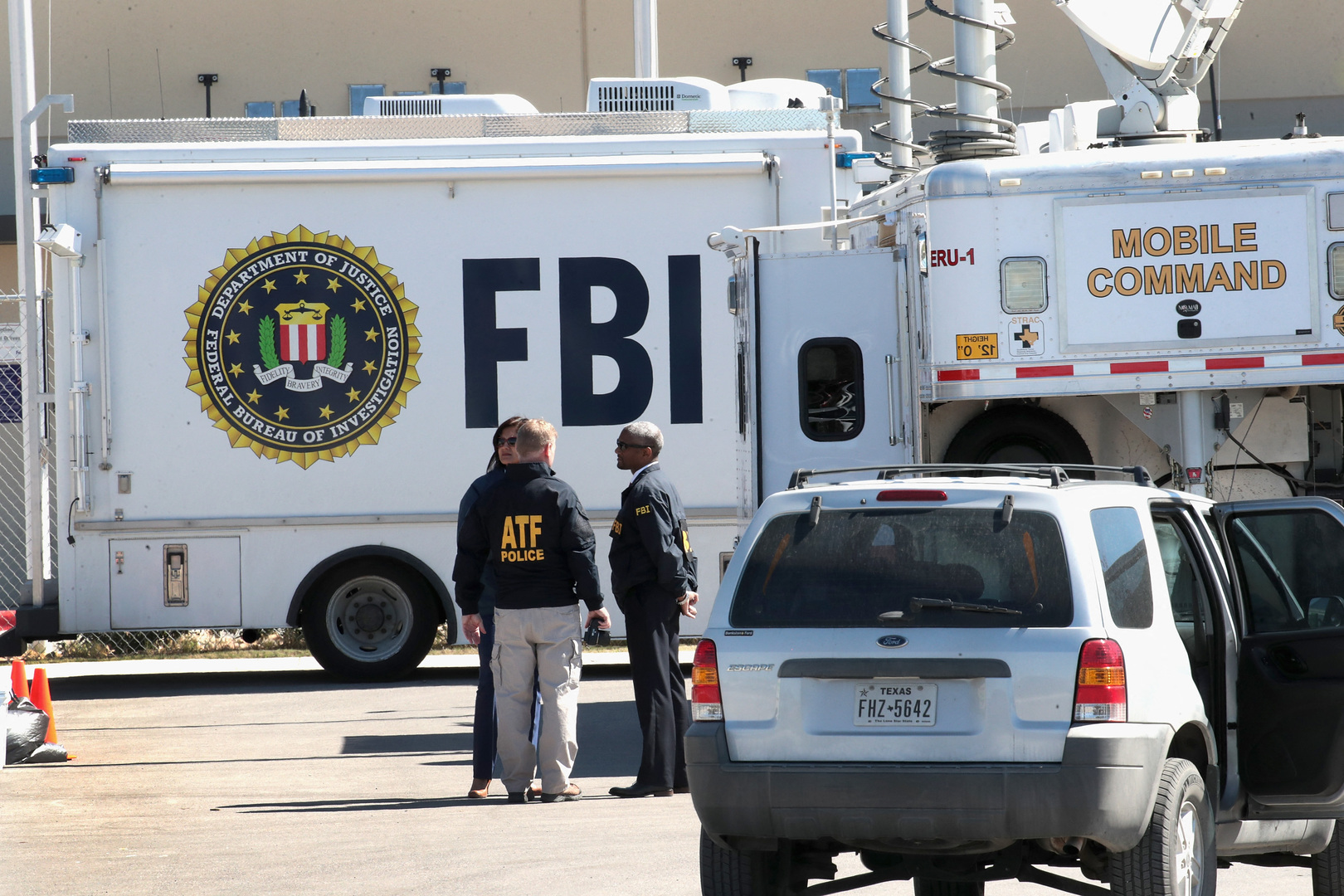 ولاية تكساس.. القضاء على مسلح أطلق النار عشوائيا في مطار سان أنطونيو