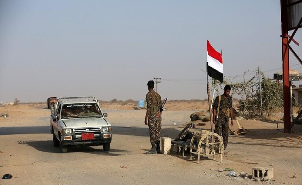 الجيش اليمني: السيطرة على سلسلة تلال السوداء في هجوم على الحوثيين غربي تعز