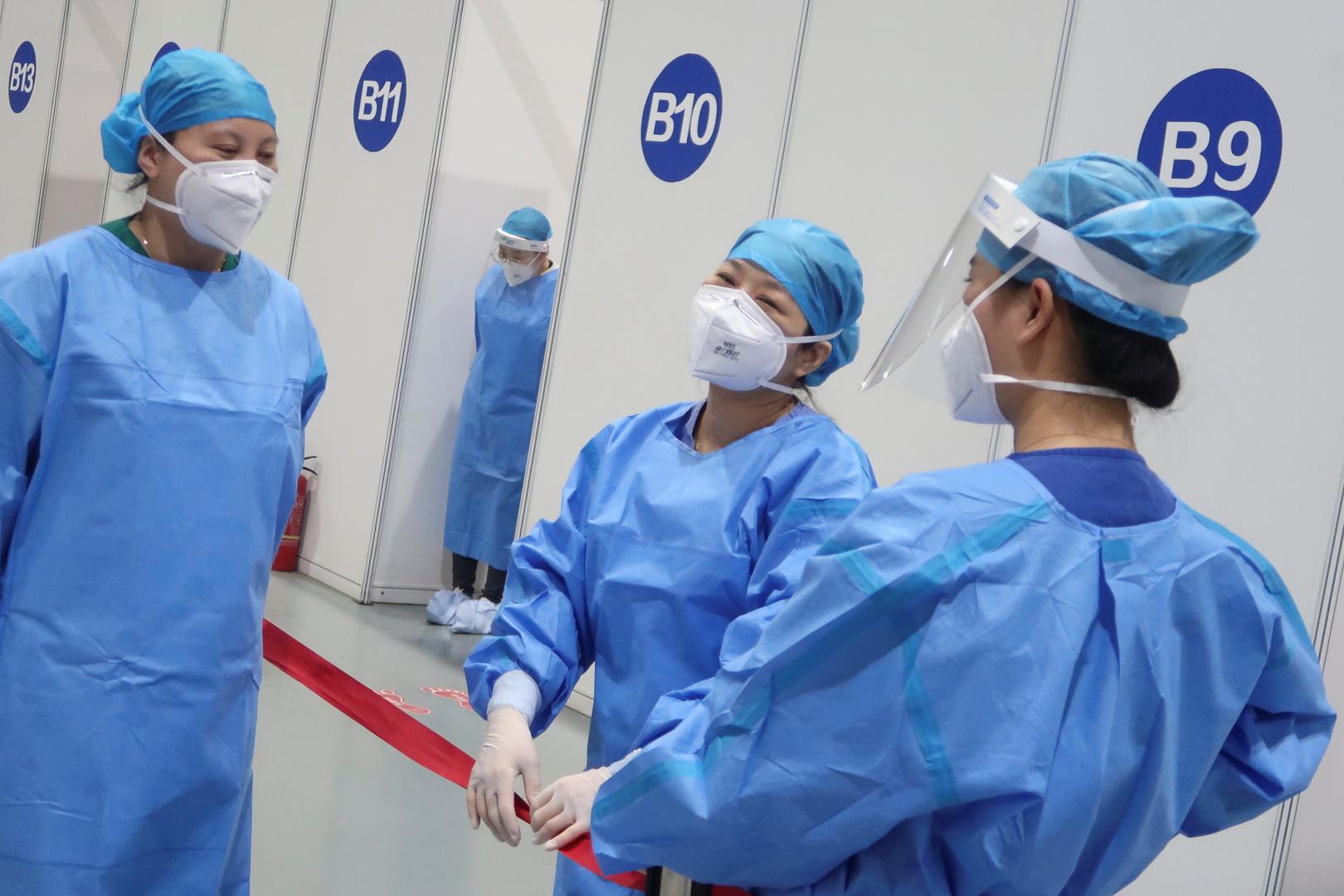 الصين تسجل 11 حالة إصابة جديدة بفيروس كورونا