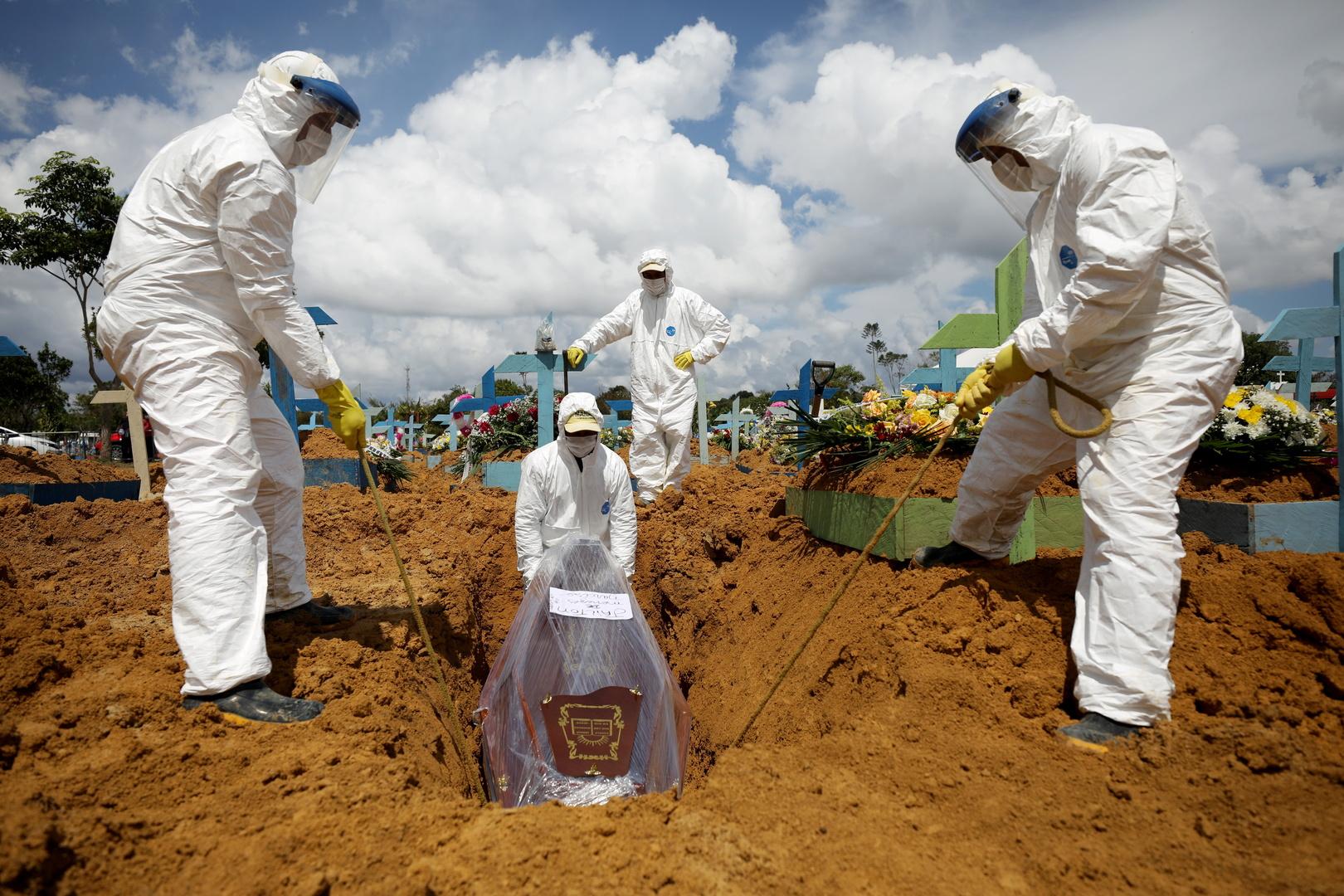 حصيلة وفيات كورونا حول العالم تقترب من 3 ملايين والولايات المتحدة أكبر المتضررين