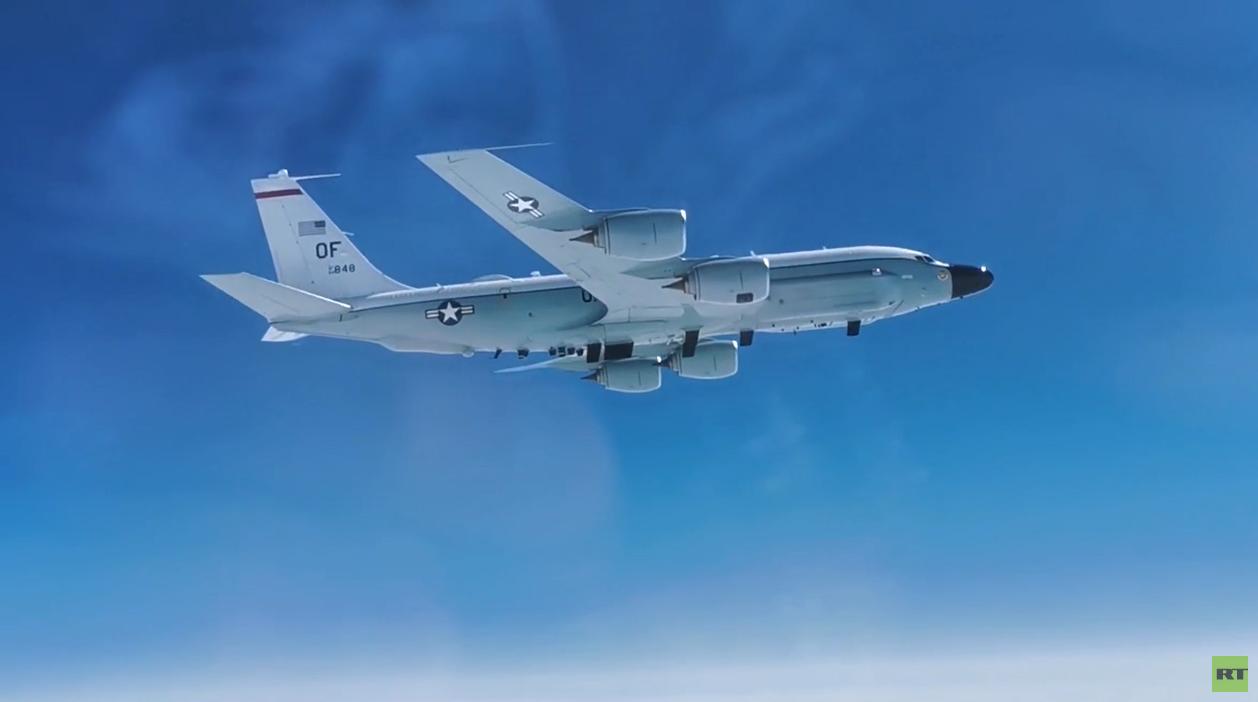 مقاتلة روسية تعترض طائرة تجسس أمريكية فوق المحيط الهادئ