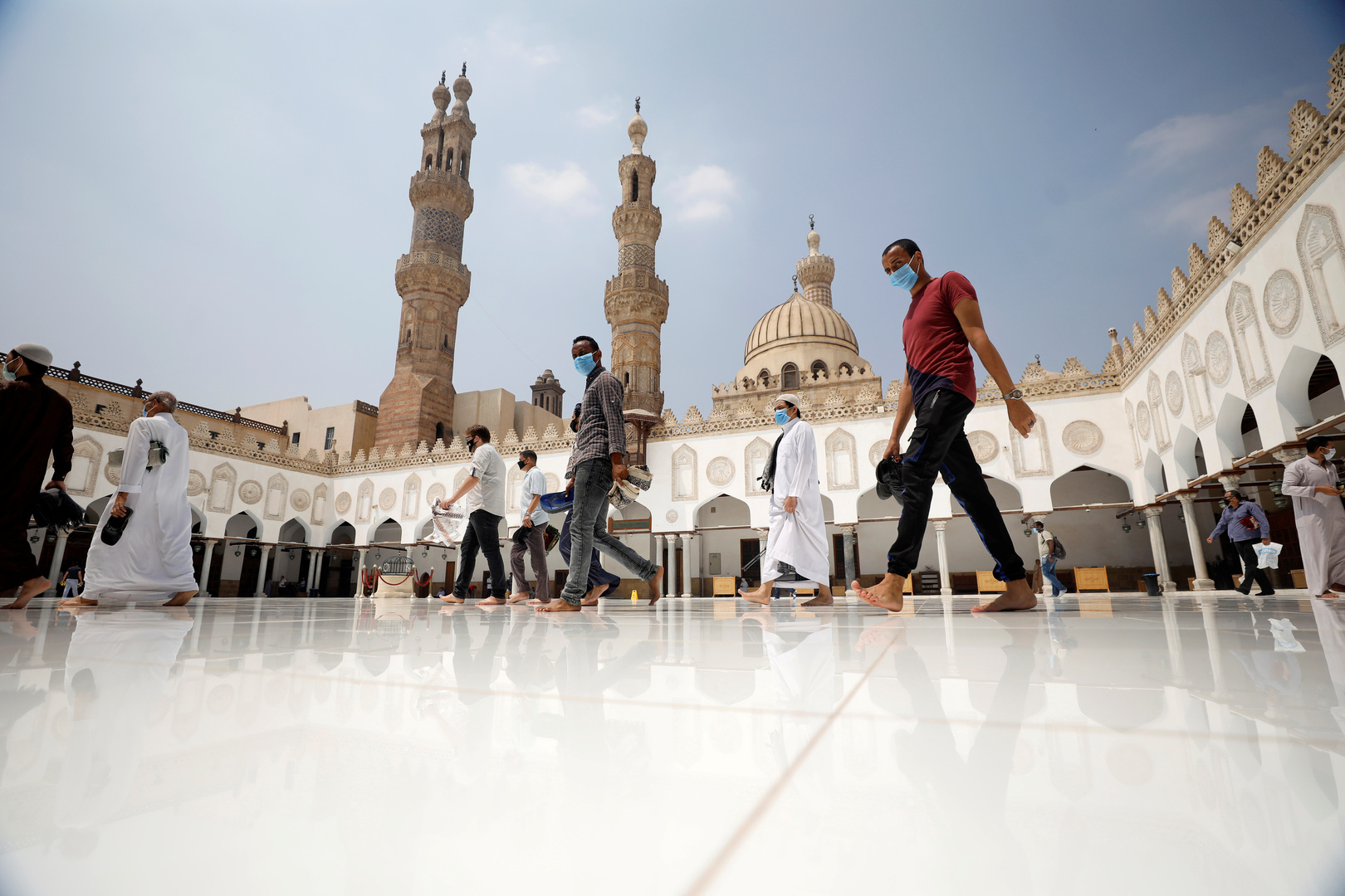 مصر.. الأوقاف تصدر قرارا بشأن المسجد المغلق أول أيام رمضان والإمام الموقوف