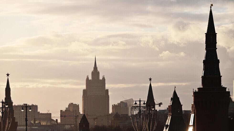وزارة الخارجية الروسية والكرملين.