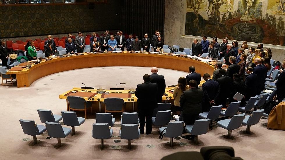 مجلس الأمن الدولي يتبنى قرارا يدعو إلى إنشاء وحدة لمراقبة وقف إطلاق النار في ليبيا