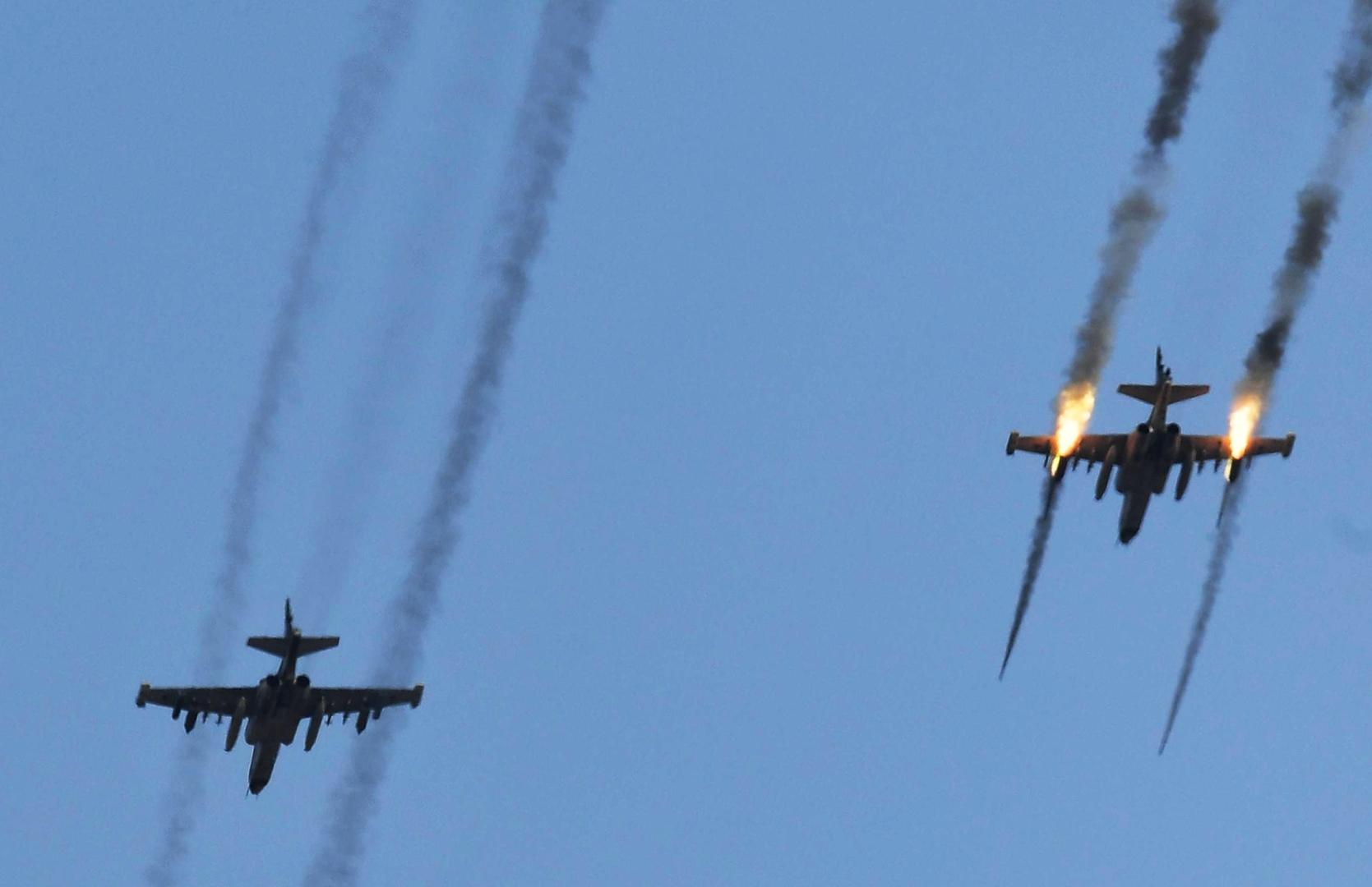 روسيا.. نقل أكثر من 50 طائرة حربية إلى القرم ومقاطعة أستراخان في إطار التدريبات