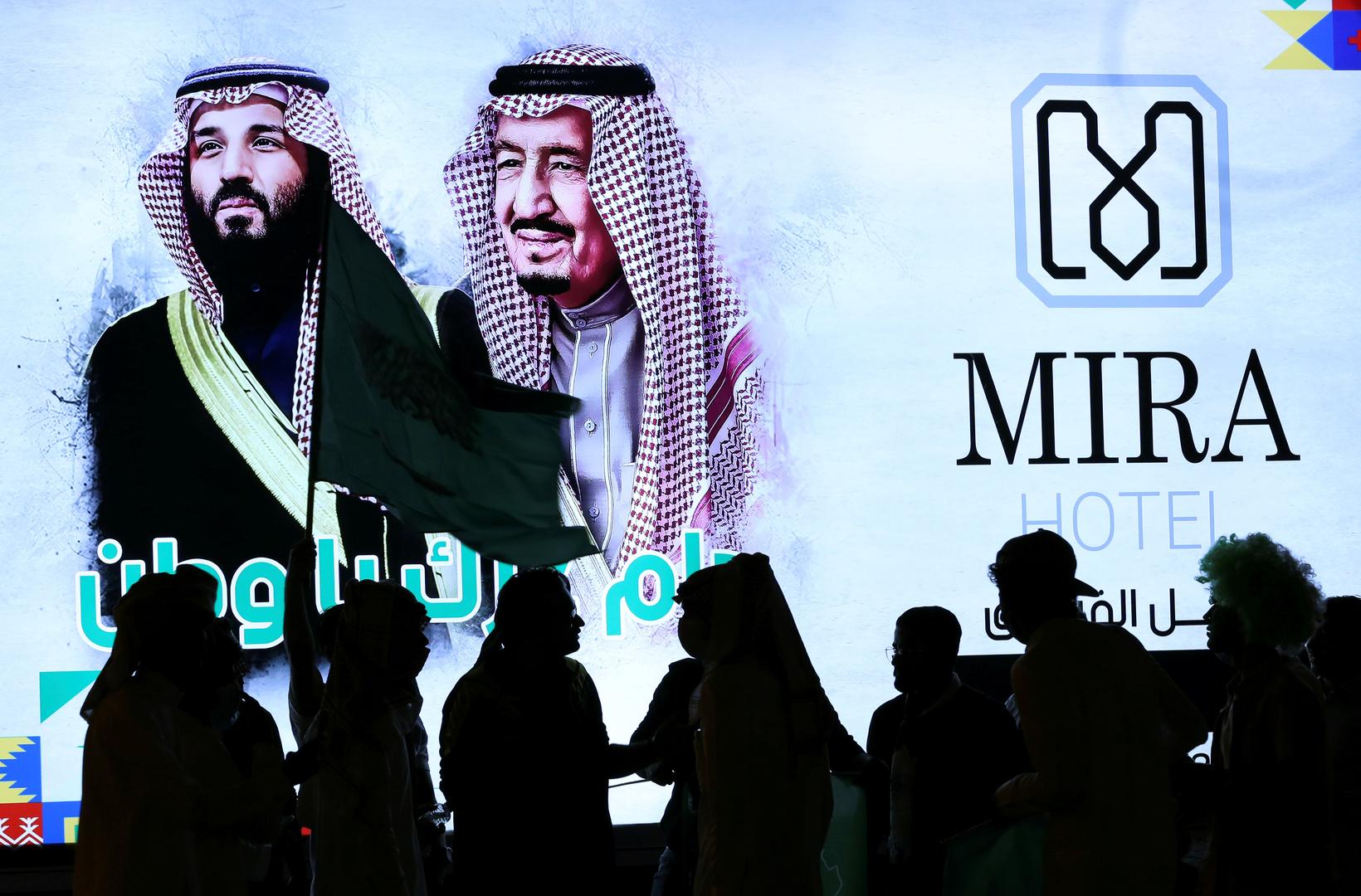 العاهل السعودي وولي عهده يتبرعان بـ30 مليون ريال لـ