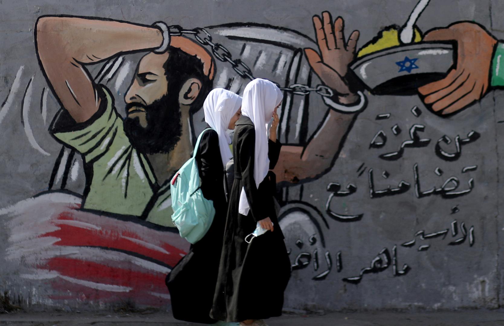 4500 أسير فلسطيني في السجون الإسرائيلية بينهم 140 طفلا و41 امرأة