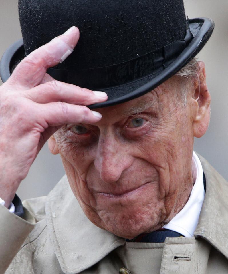 منع ميغان ماركل من حضور جنازة الأمير فيليب
