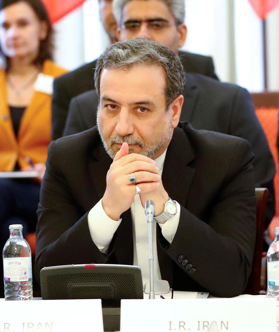 نائب وزير الخارجية الإيراني، عباس عراقجي.