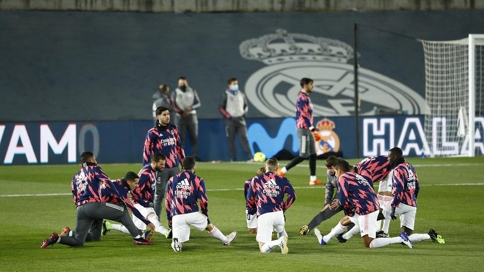 إصابة جديدة في ريال مدريد تؤرق زيدان