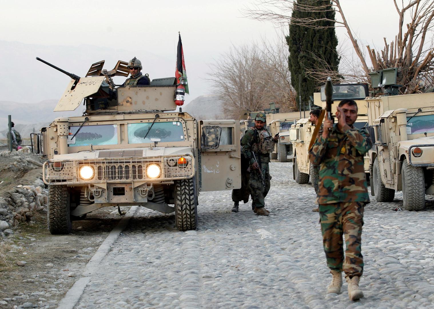 أفغانستان.. مقتل العشرات من عناصر