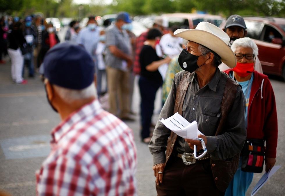 المكسيك تسجل 535 وفاة وأكثر من 4 آلاف إصابة جديدة بكورونا