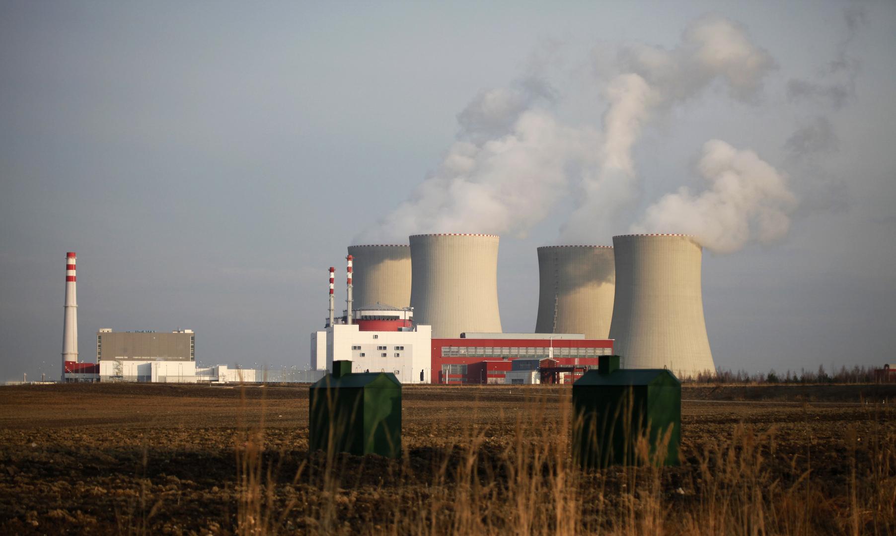 منشأة نووية في الجمهورية التشيكية