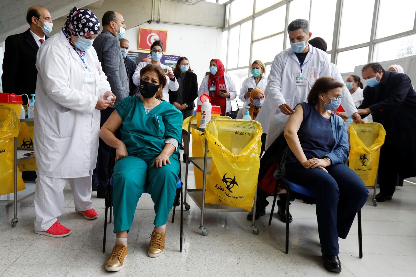تونس.. 78 وفاة و2199 إصابة جديدة بفيروس كورونا