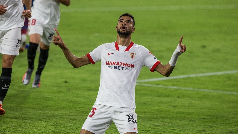 يوسف النصيري يقود إشبيلية للفوز على ريال سوسييداد (فيديو)