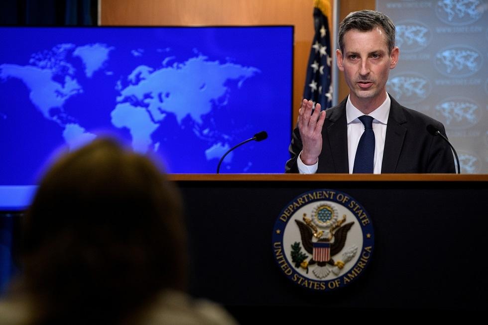 واشنطن: ندعم التشيك في ردها على