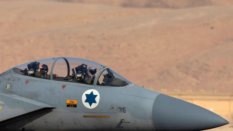 سلاح الجو الإسرائيلي يشارك في مناورة عسكرية في اليونان