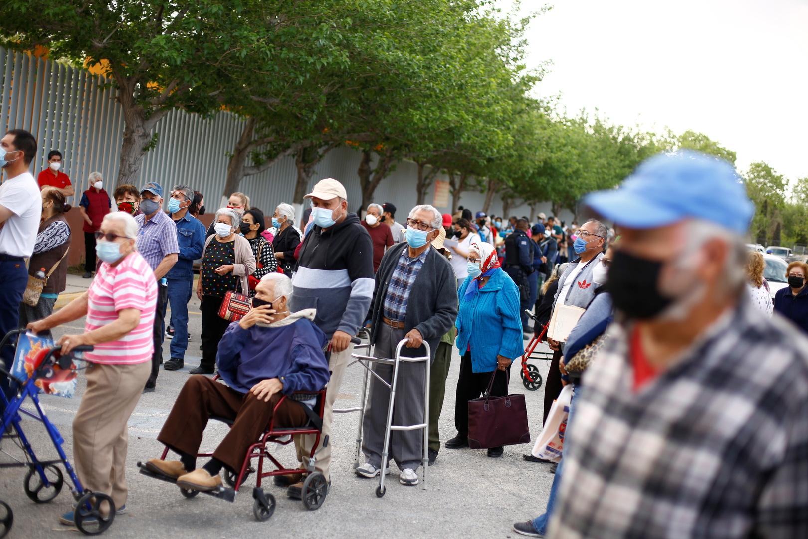 المكسيك.. 1506 إصابات جديدة بكورونا و111 وفاة خلال الـ 24 ساعة الماضية