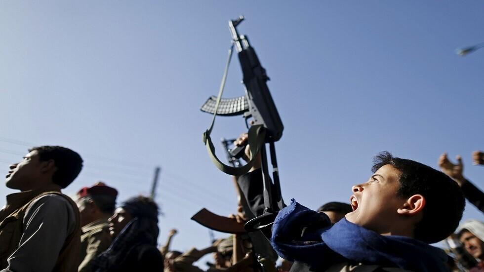 طفل يمني - أرشيف