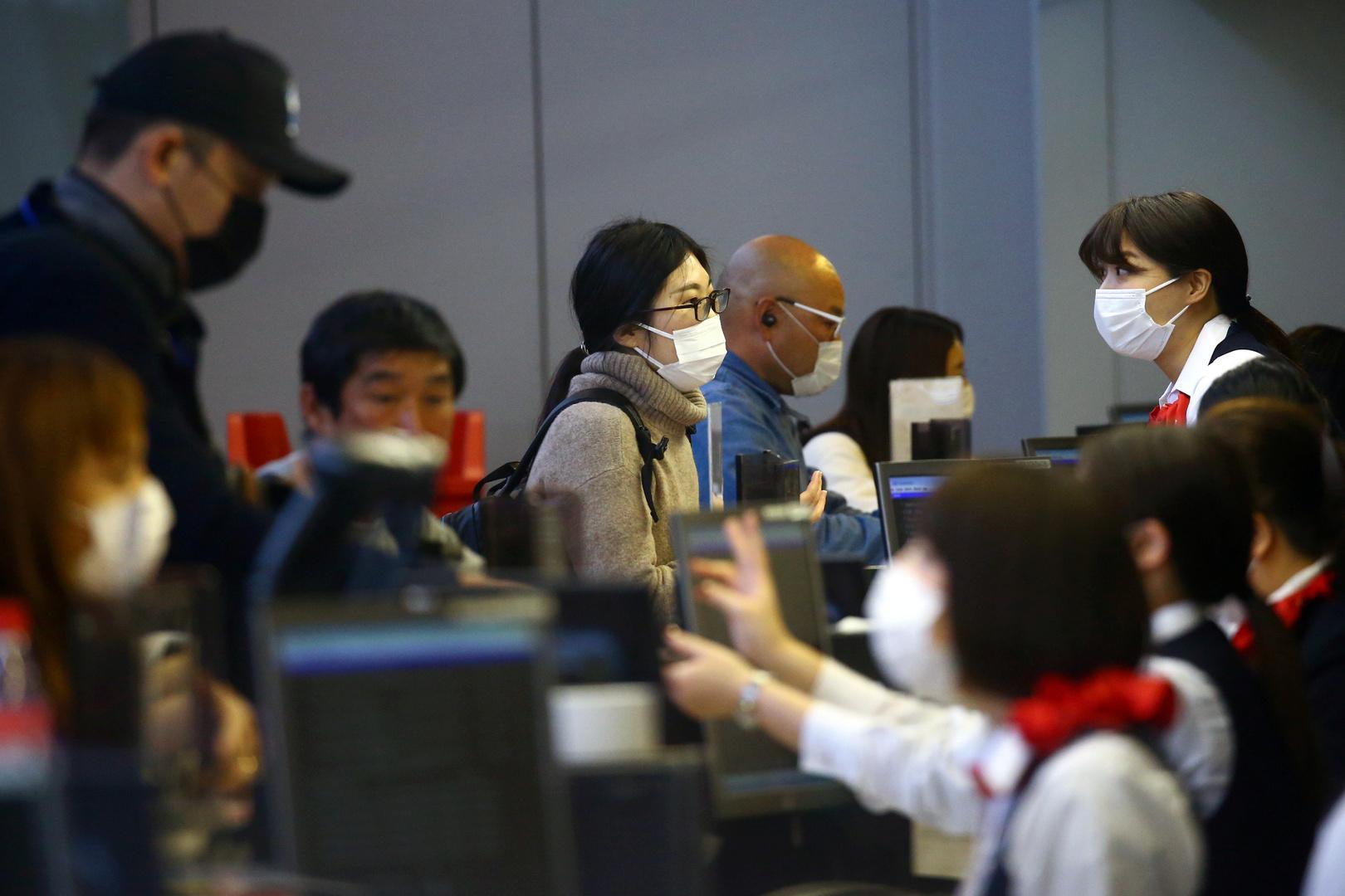 مدينة أوساكا تطلب من السلطات اليابانية إعلان حالة الطوارئ بسبب تفشي وباء كورونا