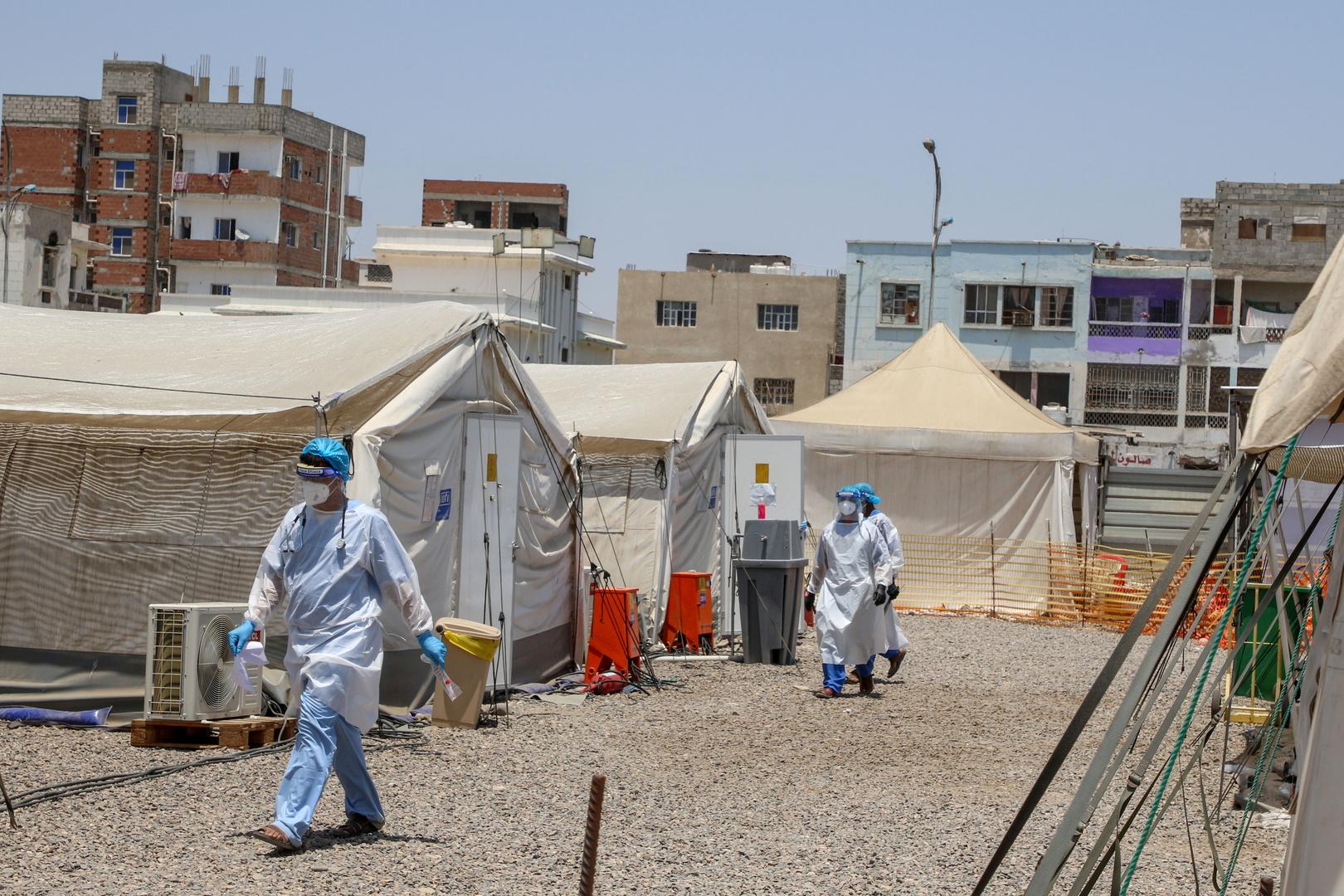 إطلاق حملة تطعيم ضد كورونا في 13 محافظة يمنية