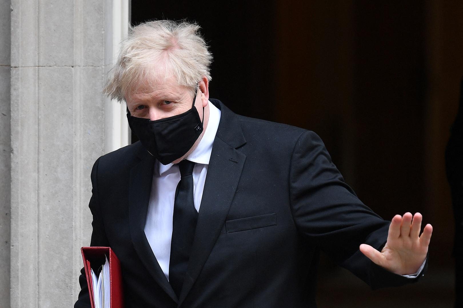 رئيس الوزراء البريطاني يتعهد بالتصدي لدوري السوبر الأوروبي الجديد