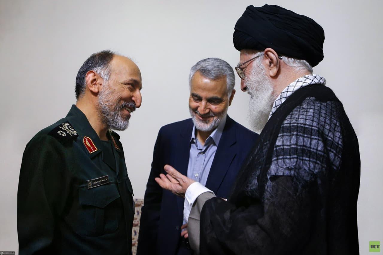 تكهنات بأن وفاة نائب قائد فيلق القدس ليست طبيعية وإنما اغتيال