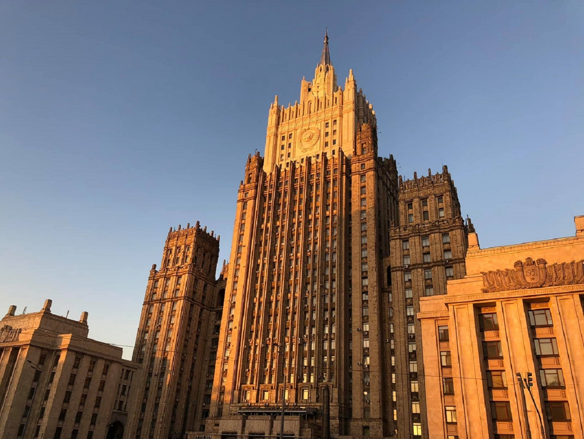 الخارجية الروسية: كان للغرب دور في مؤامرة انقلاب على الدستور في بيلاروس