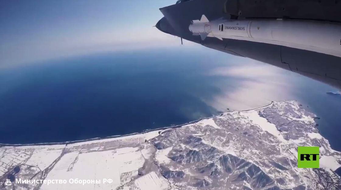 معركة جوية بمشاركة ميغ-31 الروسية فوق المحيط الهادئ
