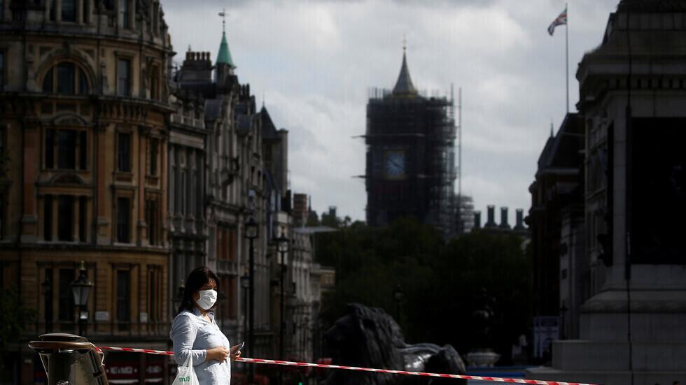 بريطانيا تسجل أقل حصيلة للوفيات الجديدة بكورونا منذ أوائل سبتمبر