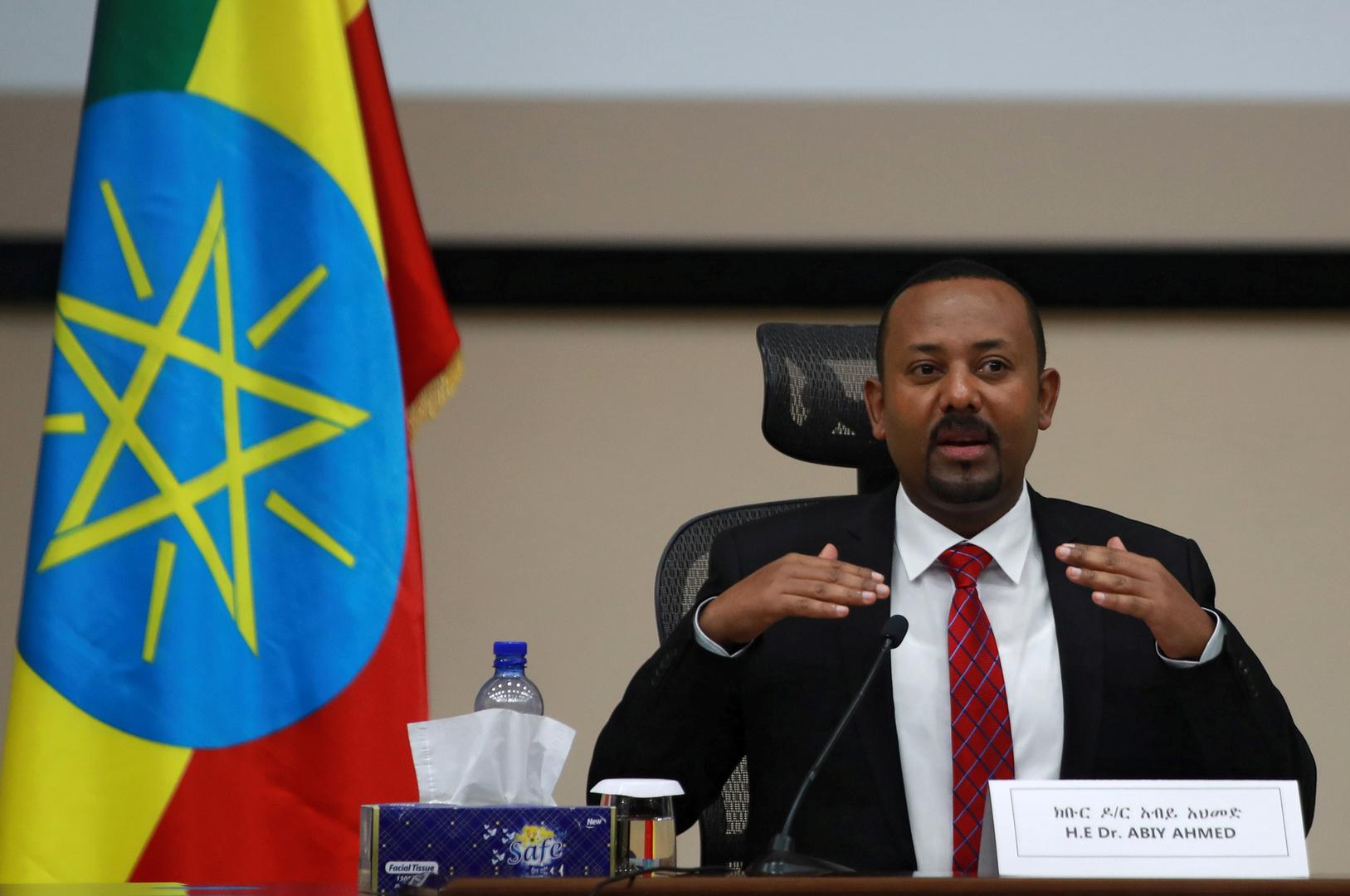 أبي أحمد: لا نية لدى إثيوبيا لإلحاق الضرر بدولتي المصب مصر والسودان