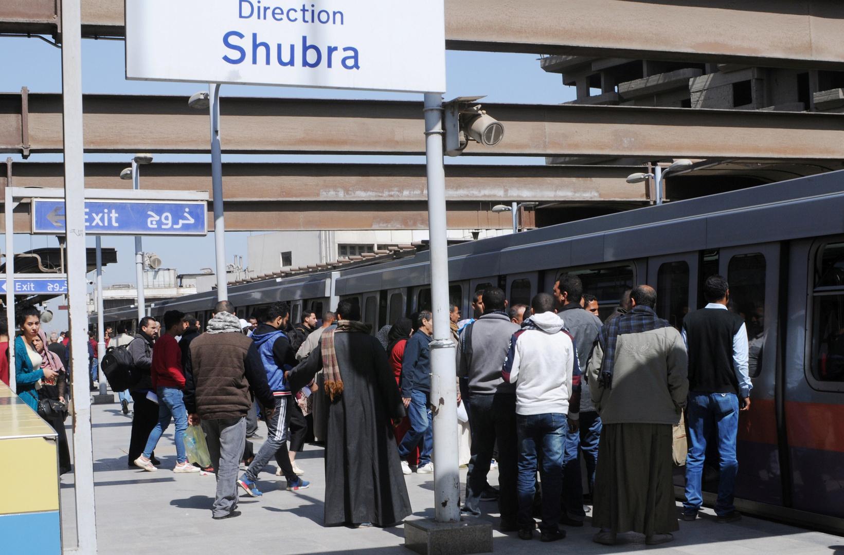 عودة حركة القطارات في الاتجاهين بمنطقة حادث قطار طوخ في مصر
