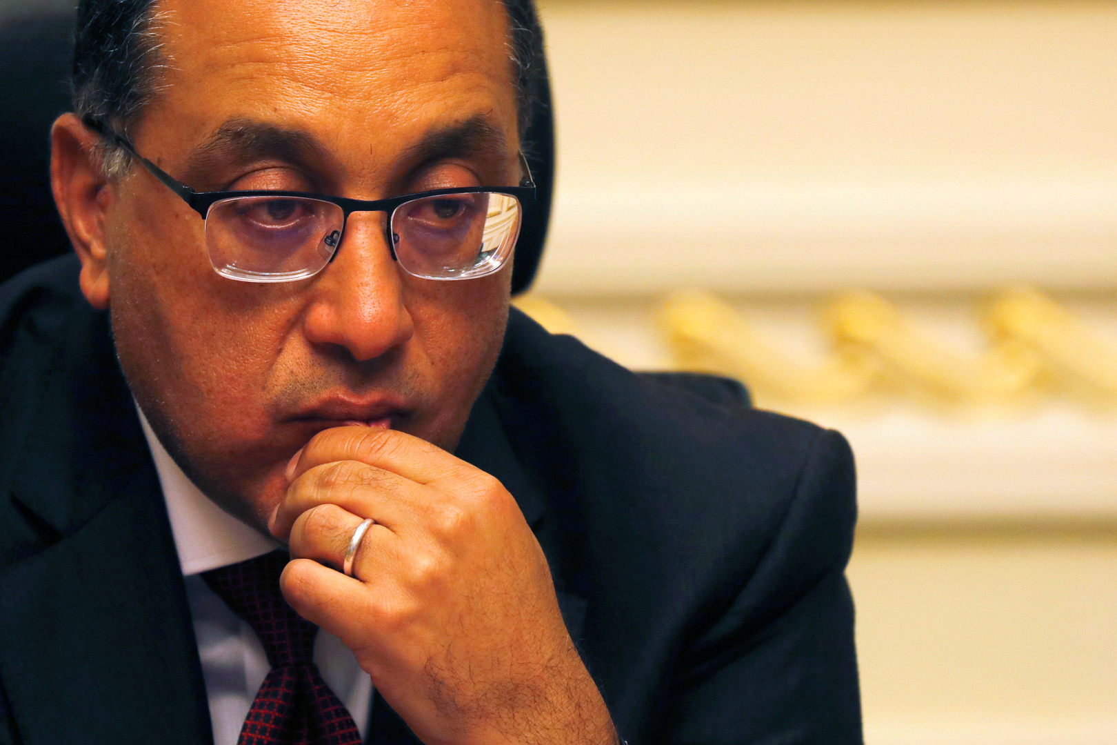 رئيس الوزراء المصري يتوجه إلى ليبيا على رأس وفد وزاري